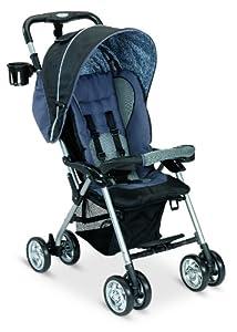 Combi Cosmo DX Lightweight Stroller, Graphite Scribble