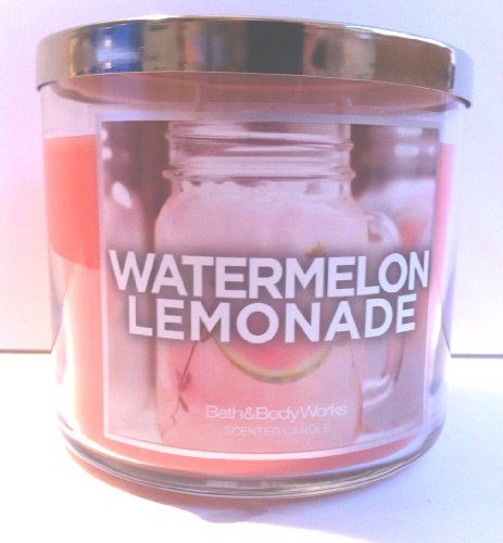 Watermelon Lemonade 14.5 Oz. 3-wick Candle by Bath and Body Works