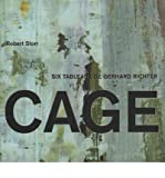 img - for Cage: Six Tableaux De Gerhard Richter (Hardback)(French) - Common book / textbook / text book