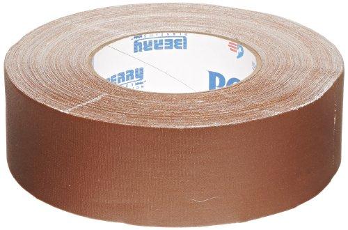 Polyken 510 Rubber Premium Grade Gaffer'S Tape, 50M Length X 48Mm Width, Brown