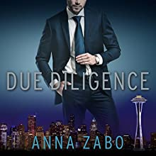 Due Diligence Audiobook by Anna Zabo Narrated by Iggy Toma