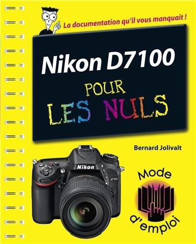 nikon d5100 pour les nuls pdf