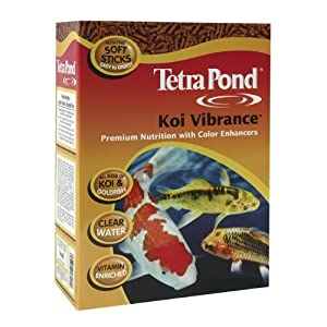 TETRA POND 2.42 Lb Koi Vibrance Sold in packs of 6