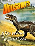 Dinosaurs: A Kids Dinosaur Fun Facts Book