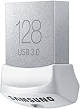 Comprar Samsung MUF-128BB 128GB USB 3.0 Color blanco unidad flash USB - Memoria USB (USB 3.0 (3.1 Gen 1), USB 3.0, Type-A, 0 - 60 °C, -10 - 70 °C, Sin tapa)