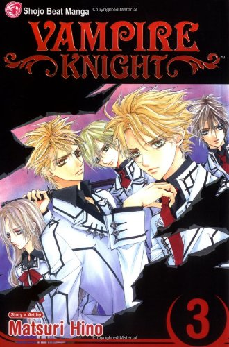 Vampire Knight, Vol. 3