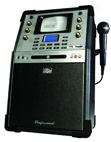 karaoke machine usb port