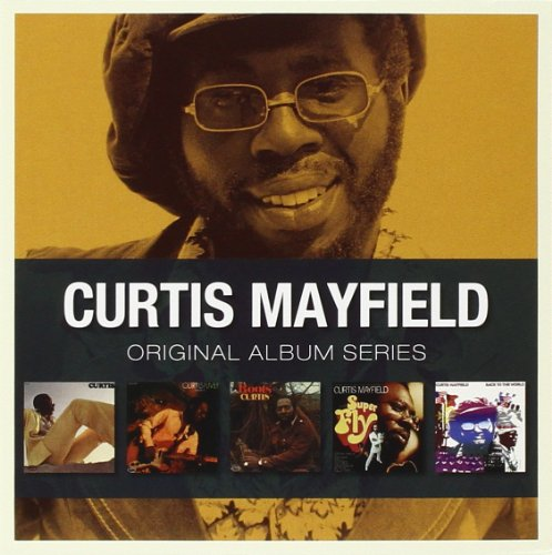Curtis Mayfield - Love, Peace, Understanding - Zortam Music