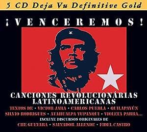Venceremos: Canciones Revolucionarias