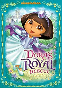 Dora the Explorer: Dora's Royal Rescue
