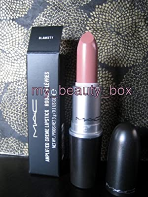 Cheapest MAC Amplified Creme Lipstick ~Blankety~ Nib, Always Authentic by MAC Cosmetics - Free Shipping Available