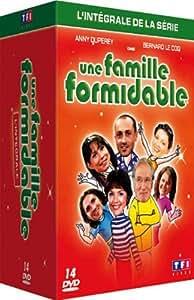 Une famille formidable - L'intégrale [Internacional] [DVD]
