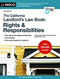 img - for California Landlord's Lawbook, The: Rights & Responsibilities (California Landlord's Law Book : Rights and Responsibilities) book / textbook / text book