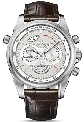 Omega Deville Rattrapante Mens Watch 422.53.44.51.02.001