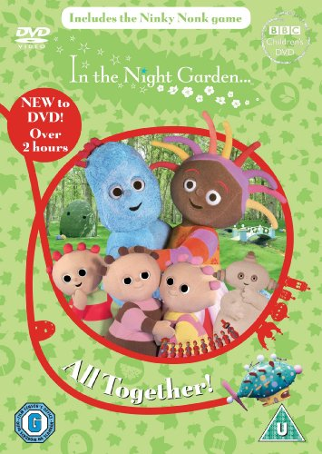 In The Night Garden - All Together! [DVD]