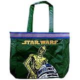 スター・ウォーズ スカバッグ C-3PO&R2-D2 (グリーン)SWAP163