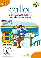 Caillou 29 - Caillou geht auf Schatzsuche und andere Geschichten