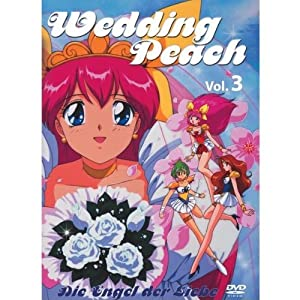 Wedding Peach Vol. 03