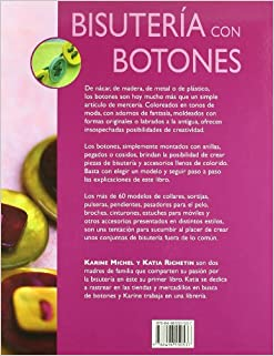 Bisuteria Con Botones/ Jewelry Making With Buttons