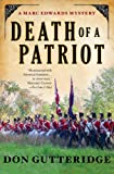 img - for Death of a Patriot (Marc Edwards Mystery) book / textbook / text book
