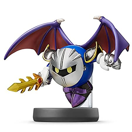amiibo Meta Knight (Super Smash Brothers series)