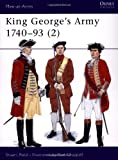 King Georges Army 1740-93 (2) (Men-at-Arms)