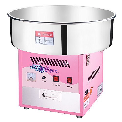 Great Northern Popcorn Commercial Quality Cotton Candy Machine and Electric Candy Floss Maker (Sugar Candy Maker compare prices)