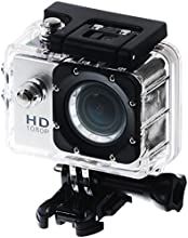 QUMOX @ SJ4000 Silver Action Sport Cam Camera Waterproof Full HD 1080p 720p Video Photo bike helmetcam water sport