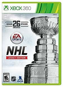 Amazon.com: EA Sports NHL - Legacy Edition - Xbox 360