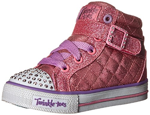 Skechers-Kids-Twinkle-Toe-Heart-and-Sole-Light-Up-Sneaker-Little-KidBig-Kid