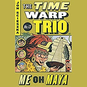 Me Oh Maya Audiobook