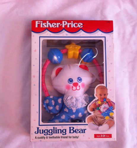 Fisher Price Juggling Bear - 1