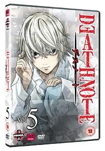 Death Note Volume 5 [DVD] Eps 29-37 [2006]