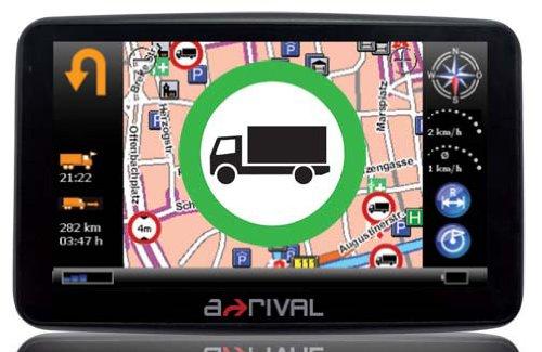 ARIVAL NAV-PNF50 Truck Navigationssystem inkl.
