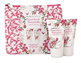 Sweet Pea & Honeysuckle Flowers Cosmetic Pouch 50 ml