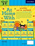 At Home With Collection 5-7 Years (At Home with Maths, At Home with Handwriting 1, At Home with Times Tables, At Home With Handwriting 2, At Home with Spelling 1, At Home with English, At Home With Phonics, At Home With Spelling 2) (At Home with Maths, A