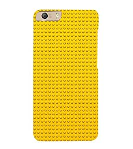 3D Dots Pattern 3D Hard Polycarbonate Designer Back Case Cover for Micromax Canvas Knight 2 E471