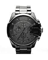 Diesel DX0182040-11 Men's Watch XL Mega Chief Chronograph Quartz Stainless Steel Coated DZ4282