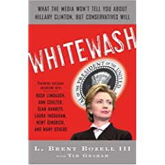 Whitewash by L. Brent Bozell with Tim Graham