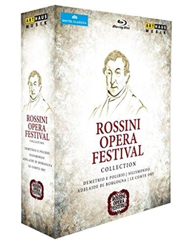 Rossini Opera Festival (2009 - 2011) [4 Blu-rays]