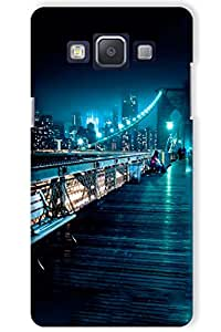 IndiaRangDe Case For Samsung Galaxy A5 (Printed Back Cover)