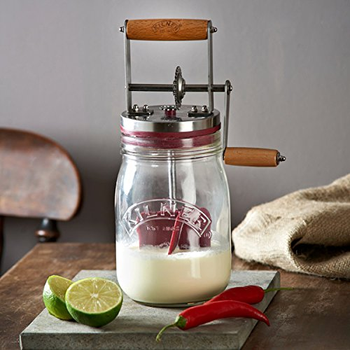 Kilner Butter Churner, Giftbox