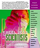 Excel 2013 for Scientists (Excel for Professionals series)