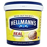 Hellmann's Real Mayonnaise 10L Tub