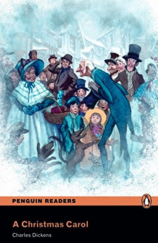 Penguin Readers 2: Christmas Carol Book & MP3 Pack (Pearson English Graded Readers)