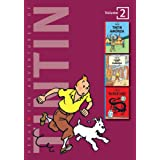 "The Adventures of Tintin: Volume 2 (Compact Editions): Tintin in America / The Cigars of the Pharao / The Blue Lotus: ""Tintin in America"", ""The Cigars ... (The Adventures of Tintin - Compact Editions)by Georges Remi Herg�"