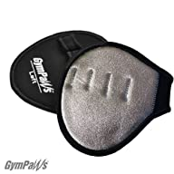 Gym Gloves Alternative | Leather – Neoprene Weightlifting Grips | Mens – Womens Workout