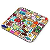 PosterGuy Coasters - Cute Little Objects | Designed By: Woodle Doodle