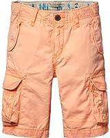 Scotch Shrunk Jungen Short 13410181507 - basic ribstop cargo shorts