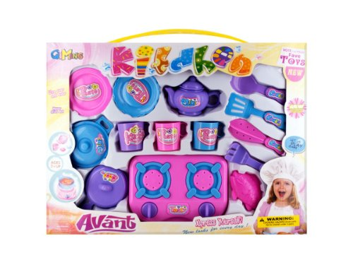 bulk buys Kids Kitchen Play Set